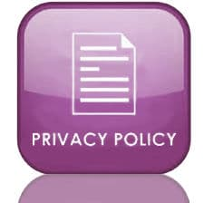 image depicting a page of writing for Privacy Policy of kelly bridges PGA website